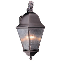 Framburg 9615SBR Coeur De Lion 4 Light 30 inch Siena Bronze Exterior Wall Lantern in Sienna Bronze