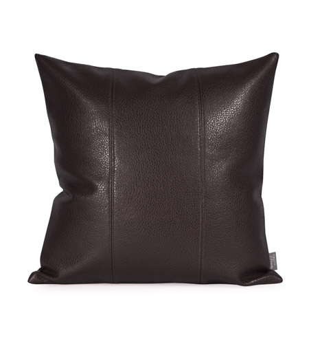 Howard Elliott Collection 1-194 Avanti 16 X 6 inch Black Pillow, Square photo