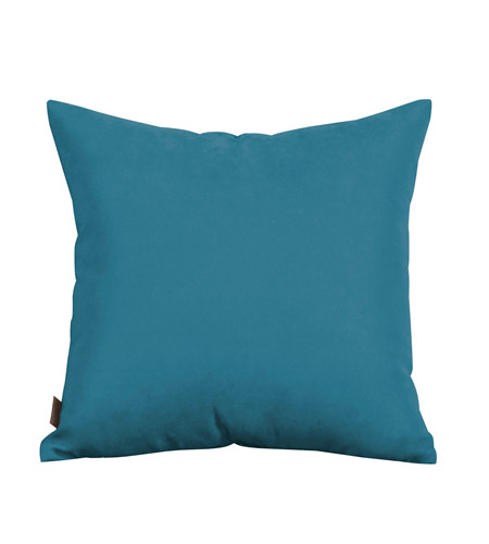 Howard Elliott Collection 1-250F Mojo 16 X 6 inch Blue Pillow, Square photo