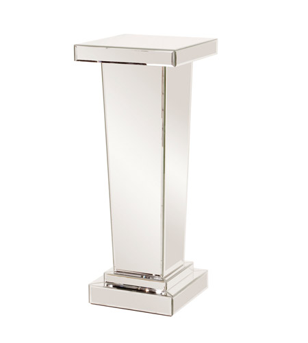 Howard Elliott Collection 11132 Carina 36 X 15 inch Pedestal, Mirrored photo