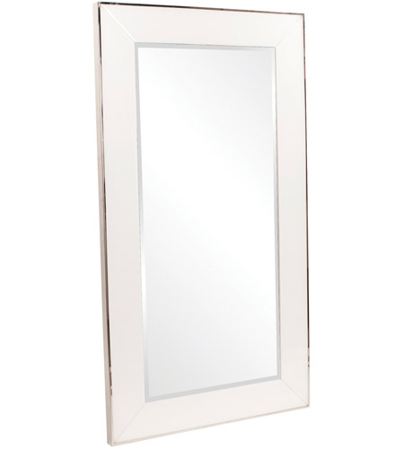 Howard Elliott Collection 11135 Devon 71 X 40 inch White Mirror Wall Mirror photo
