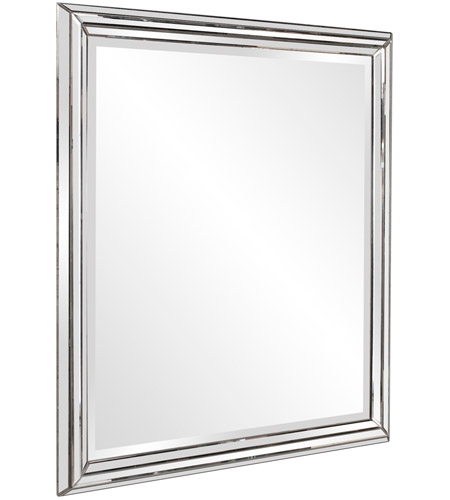Howard Elliott Collection 11145 Omni 86 X 47 inch Wall Mirror, Rectangle photo