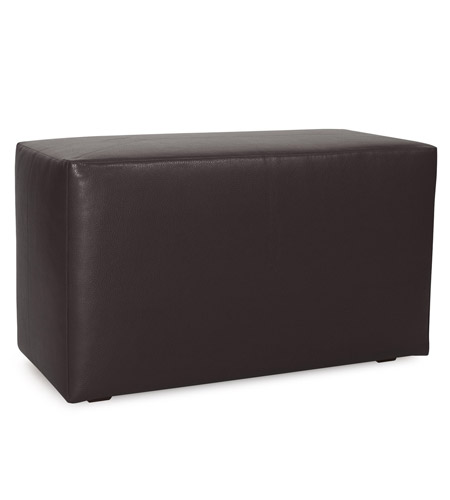 Howard Elliott Collection 130-194 Avanti 20 inch Black Ottoman photo