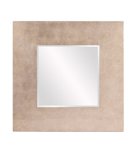 Howard Elliott Collection 14261 Amanda 46 X 46 inch Silver Wall Mirror, Square photo