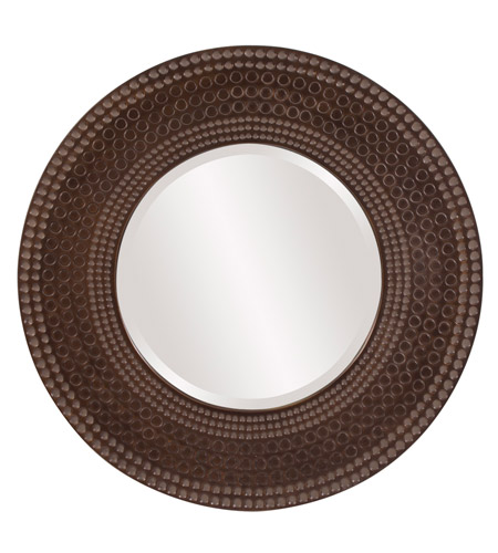 Howard Elliott Collection 2151 Hampton 35 X 35 inch Wall Mirror, Round photo