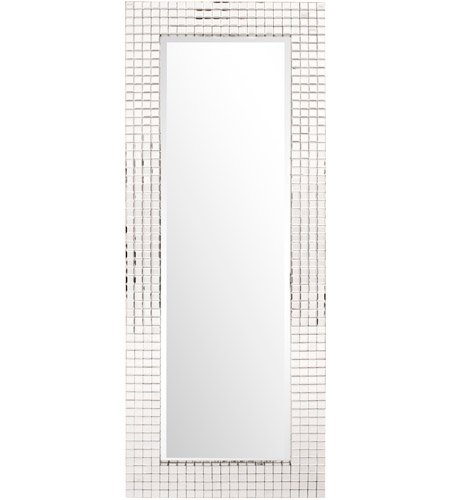 Howard Elliott Collection 29018 Disco 60 X 23 inch Clear Wall Mirror photo