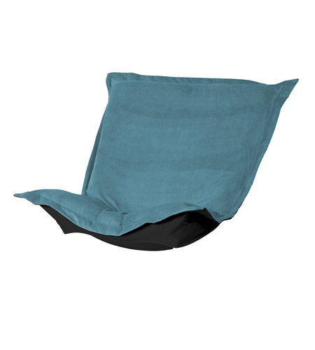 Howard Elliott Collection 300-250P Mojo Turquoise Blue Chair Cover photo