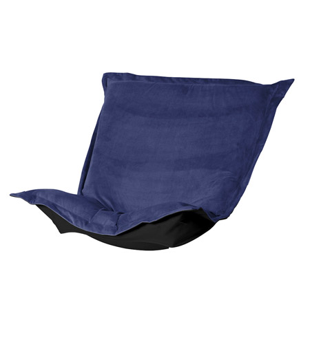 Howard Elliott Collection 300-972P Bella Bold Royal Blue Chair Cover photo