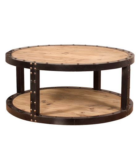 Howard Elliott Collection Black Wood Tables