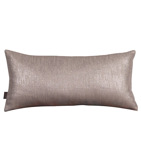Howard Elliott Collection 4-237 Glam 22 X 6 inch Gray Pillow photo