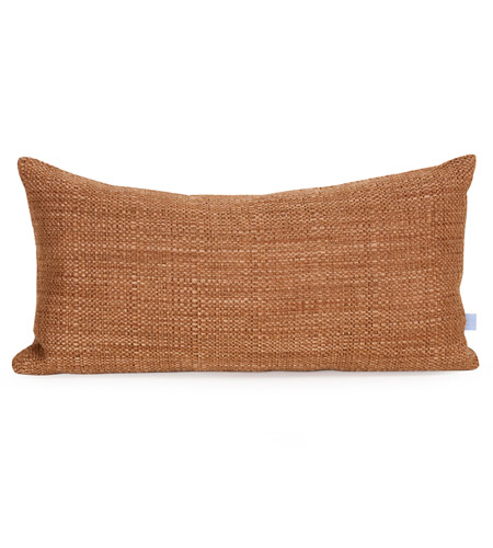 Howard Elliott Collection 4-886F Coco 22 X 6 inch Terra Cotta Pillow photo