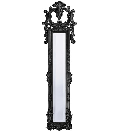 Howard Elliott Collection Black Wood Mirrors