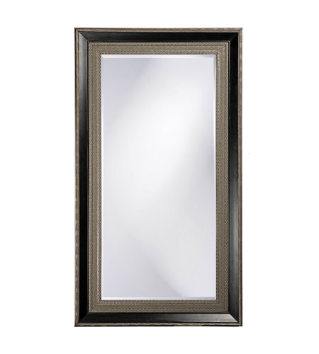 Howard Elliott Collection 43049 Arnaud 83 X 45 inch Wood Wall Mirror, Rectangle, Large photo