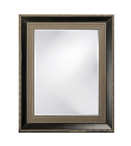Howard Elliott Collection 43049SM Arnaud 83 X 45 inch Wood Floor Mirror, Rectangle, Small photo
