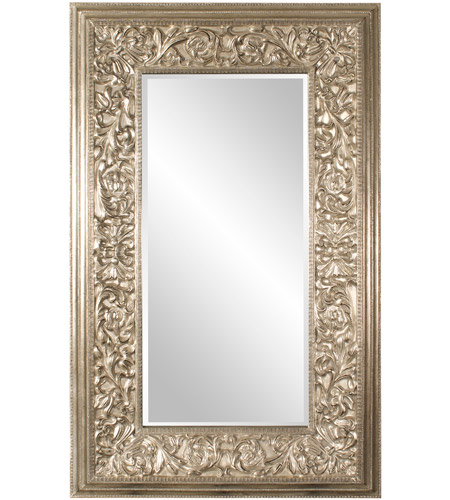 Howard Elliott Collection 43151 Emperor 95 X 58 inch Silver Floor Mirror photo