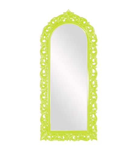 Howard Elliott Collection 53050MG Orleans 47 X 30 inch Green Wall Mirror photo