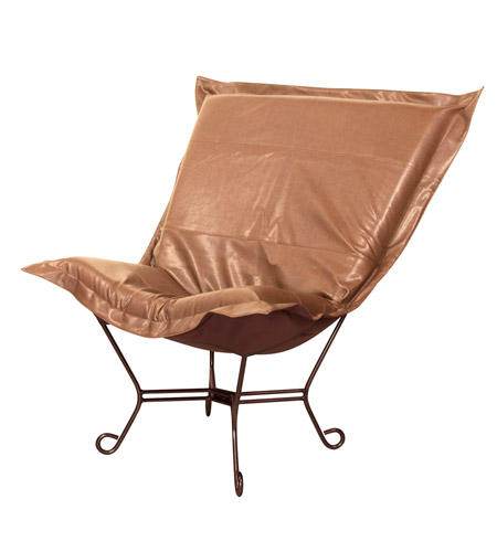 Howard Elliott Collection Bronze Avanti Chairs