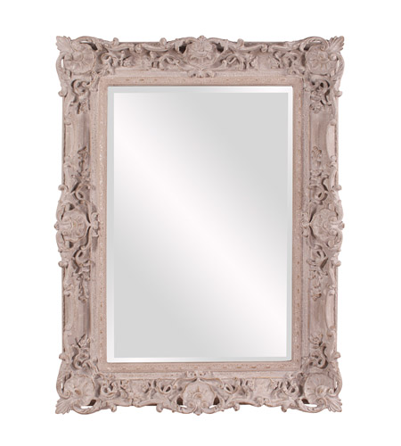 Howard Elliott Collection 56139 Sasha 46 X 34 inch Antique Taupe Wall Mirror, Rectangle photo