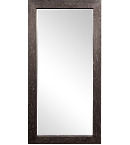 Howard Elliott Collection 60011 Lincoln 72 X 36 Inch Black Wall Mirror Photo