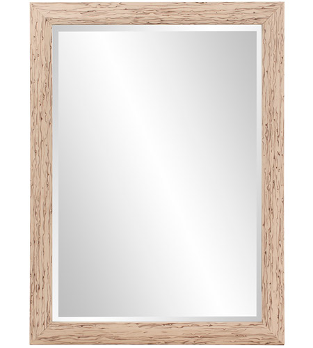 Howard Elliott Collection 60012 Lincoln 72 X 36 inch White Wall Mirror photo