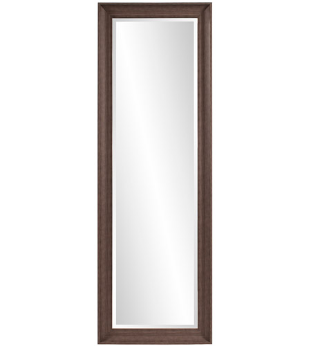 Howard Elliott Collection 69061 Nolan 72 X 24 inch Dark Brown Wall Mirror photo