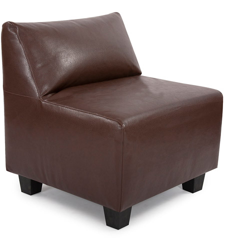 Howard Elliott Collection 823-192 Pod Avanti Pecan Accent Chair photo