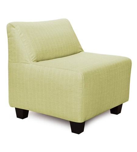 Howard Elliott Collection 823-204 Pod Willow Green Accent Chair photo