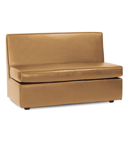 Howard Elliott Collection 857-191 Avanti Bronze Sofa photo
