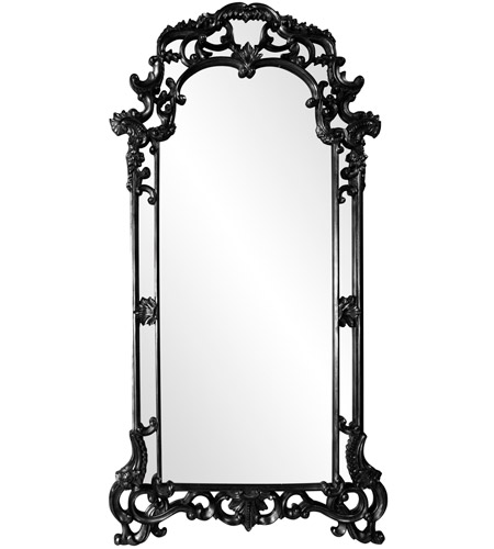 Howard Elliott Collection Black Resin Mirrors
