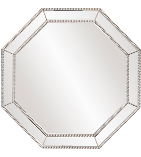 Howard Elliott Collection 99182 Gia 39 X 39 inch Clear Wall Mirror photo