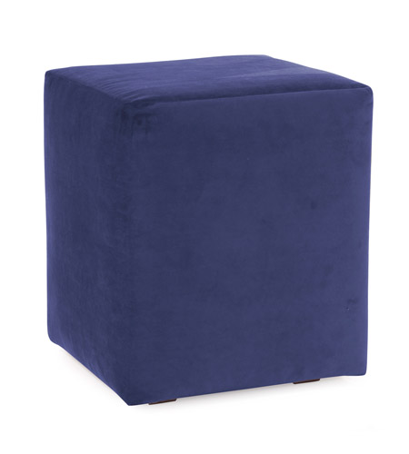Howard Elliott Collection C128-972 Bella Bold Royal Blue Cube Cover, Universal Cube photo