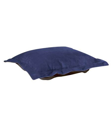 Howard Elliott Collection C310-972 Bella 1 inch Bold Royal Blue Ottoman Cover photo