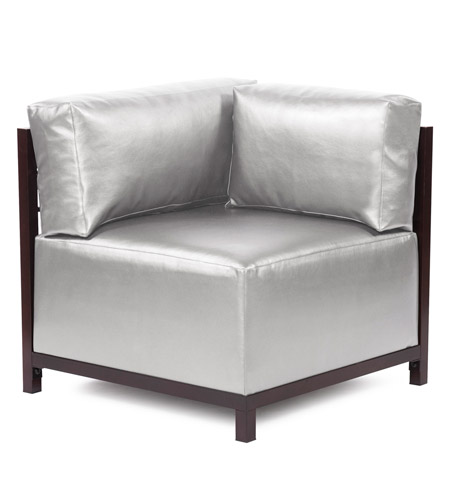 Howard Elliott Collection K921M-788 Axis Silver Accent Chair photo
