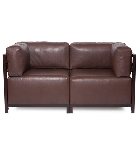 Howard Elliott Collection K922M-192 Axis Dark Brown Sofa photo