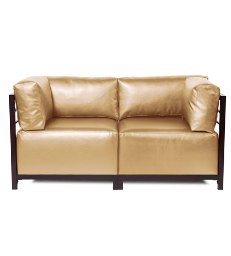 Howard Elliott Collection K922M-880 Axis Gold Sofa photo