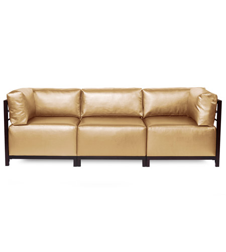 Howard Elliott Collection K923M-880 Axis Gold Sofa photo