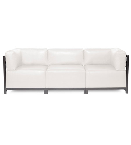 Howard Elliott Collection K923T-190 Axis White Sofa photo