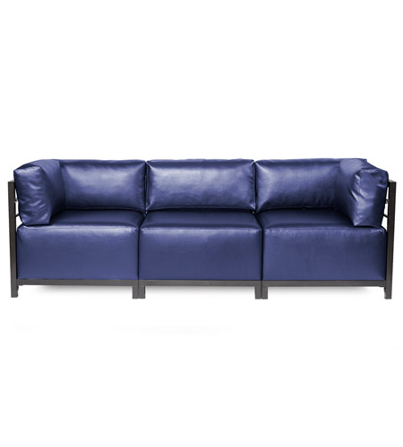 Howard Elliott Collection K923T-873 Axis Blue Sofa photo