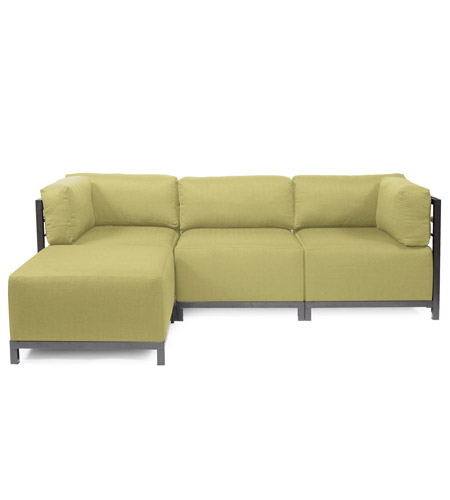 Howard Elliott Collection K924T-204 Axis Willow Green Sofa photo