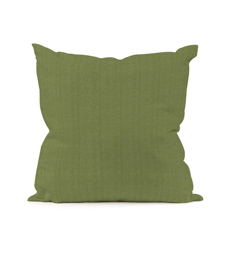 Howard Elliott Collection Q1-299 Seascape 16 X 6 inch Yellow and Green Outdoor Pillow, Square photo