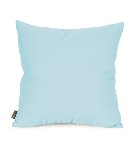 Howard Elliott Collection Q1-461 Seascape Breeze 16 X 6 inch Light Blue Breeze Outdoor Pillow, Square photo