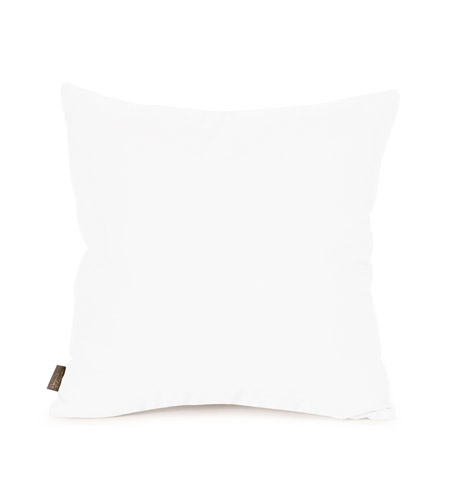 Howard Elliott Collection Q1-467 Seascape 16 X 6 inch Natural White Outdoor Pillow, Square photo