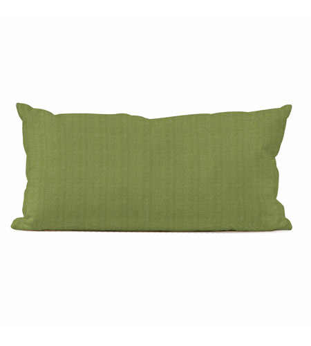 Howard Elliott Collection Q4-299 Seascape 22 X 6 inch Yellow and Green Outdoor Pillow photo