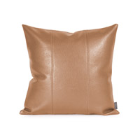 Howard Elliott Collection 1-191 Avanti 16 X 6 inch Bronze Pillow, Square