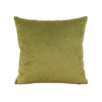 Howard Elliott Collection 1-221F Bella 16 X 6 inch Rich Green Pillow, Square photo thumbnail