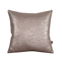 Howard Elliott Collection 1-237 Glam 16 X 6 inch Gray Pillow, Square photo thumbnail