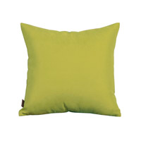 Howard Elliott Collection 1-249F Mojo 16 X 6 inch Green Pillow, Square photo thumbnail