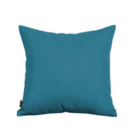 Howard Elliott Collection 1-250F Mojo 16 X 6 inch Blue Pillow, Square photo thumbnail