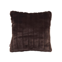 Howard Elliott Collection 1-285F Mink 16 X 6 inch Brown Pillow, Square photo thumbnail