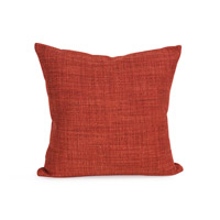 Howard Elliott Collection 1-885 Coco 16 X 6 inch Terra Cotta Pillow, Square